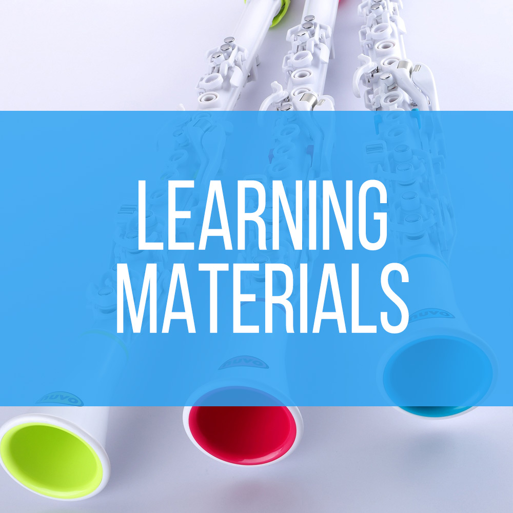 Learning Materials - Nuvo Instrumental