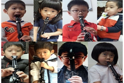 Children as Young as Three Taking Up The Clarineo!