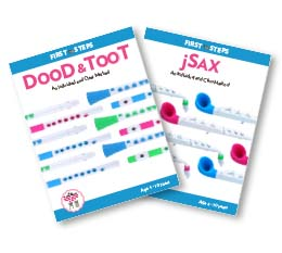 Check out our First Steps Book!