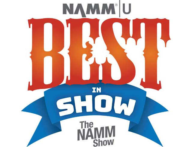 Nuvo WindStars won the Best in Show at the 2019 NAMM Show