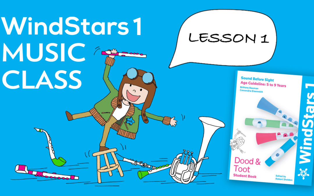 "WindStars launches ""Play Along"" lessons online"